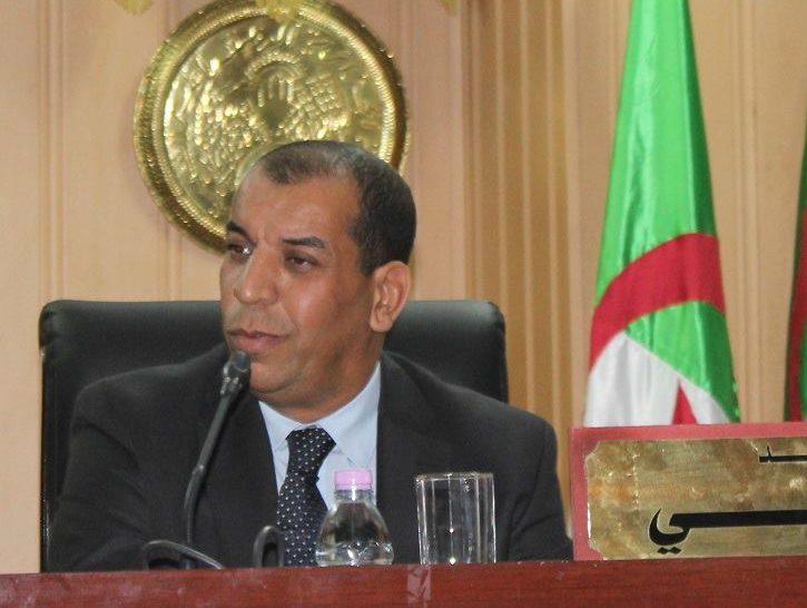 خرجة ميدانية للسيد أحمد كروم والي ولاية بسكرة